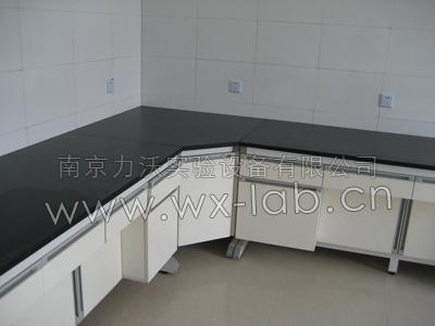 维讯化学(南京)有限公司实验室家具安装完毕